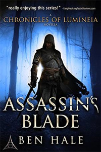 Assassin's Blade, by Ben Hale