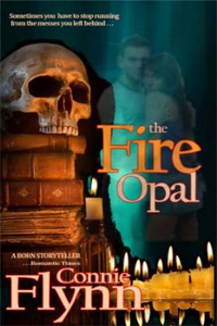 The Fire Opal, by Connie Flynn