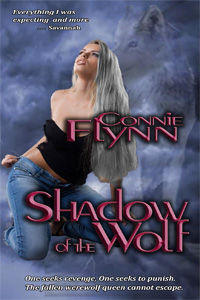 Shadow of the Wolf, by Connie Flynn