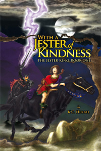 With a Jester of Kindness