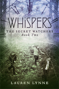 Whispers (The Secret Watchers #2)