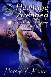 Heritage Avenged, by Marsha A. Moore