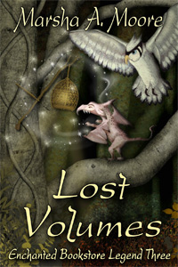 Lost Volumes, by Marsha A. Moore