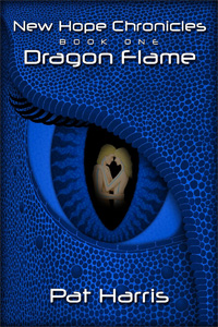 Dragon Flame, by Pat Harris