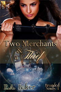 Two Merchants and a Thief, R.A. Baker