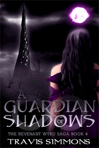 A Guardian of Shadows, by Travis Simmons