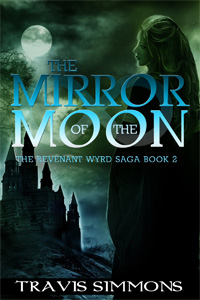 The Mirror of the Moon, by Travis Simmons
