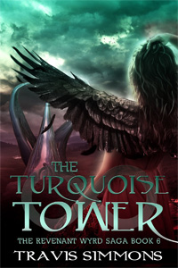 The Turquoise Tower, by Travis Simmons