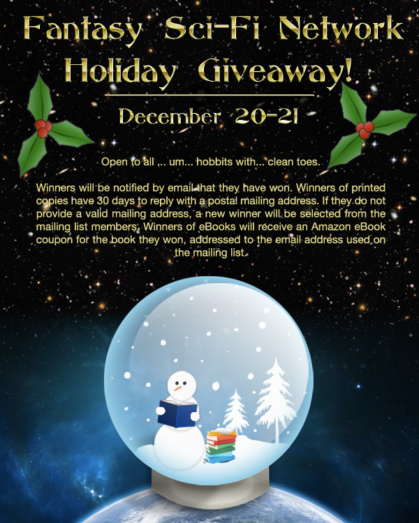 2013 Dec Holiday Giveaway