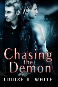 Chasing the Demon cover