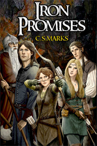Iron Promises, by C.S. Marks