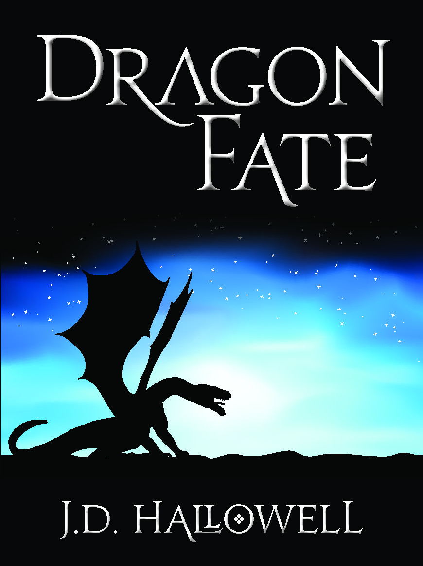 Dragon Fate (War of the Blades Book 1) Book Cover