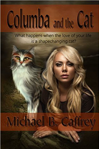 Columba and the Cat, by Barb Caffrey
