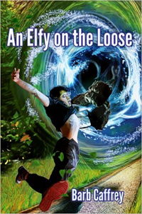 An Elfy on the Loose, by Barb Caffrey