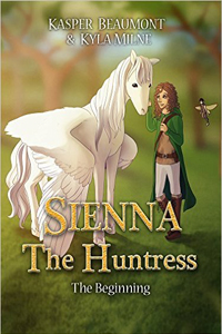 Sienna the Huntress, by Kasper Beaumont