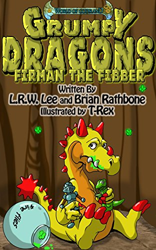 Grumpy Dragons – Firman the Fibber