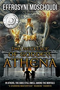 The Necklace of Goddess Athena, by Effrosyni Moschoudi