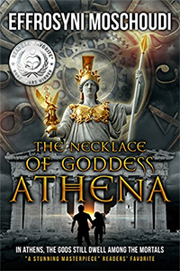 The Necklace of Goddess Athena: A Greek gods fantasy novel for the family