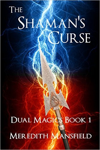 The Shaman's Curse - Book 1 Book Cover