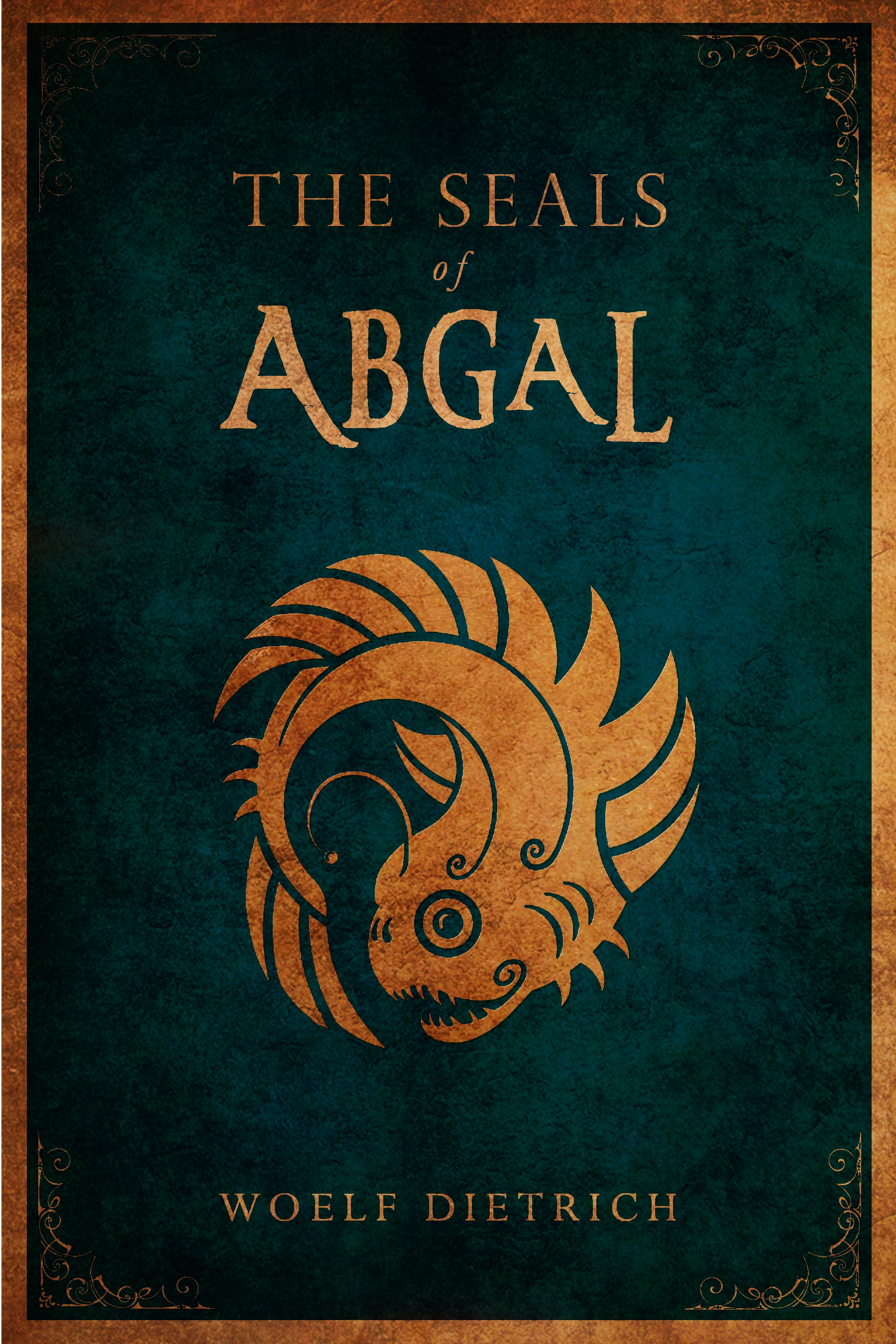 The Seals of Abgal (A Guardians of the Seals Tale Book 1) Book Cover