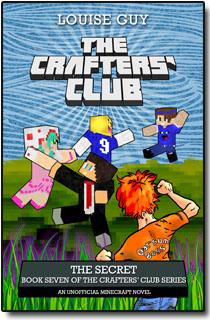 The Secret: Book Seven of The Crafters' Club Series Book Cover