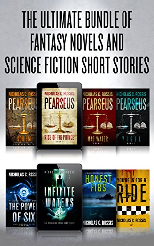 The Ultimate Bundle of Fantasy Novels and Science Fiction Short Stories