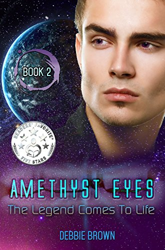 Amethyst Eyes Book 2