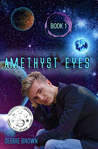 Amethyst Eyes Book 1