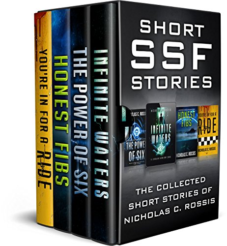 The Ultimate Collection of Science & Speculative Fiction Short Stories