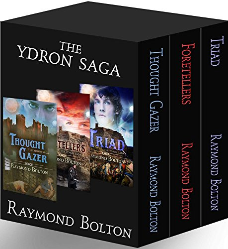 The Ydron Saga Boxed Set