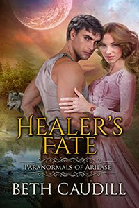 Healer's Fate, by Beth Caudill