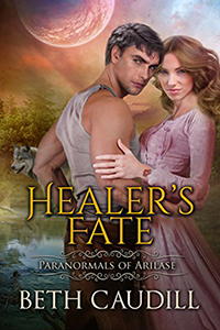 Healer's Fate (Paranormals of Arilase Book 1)
