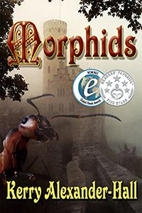 Morphids (Book 1), by Kerry Alexander-Hall