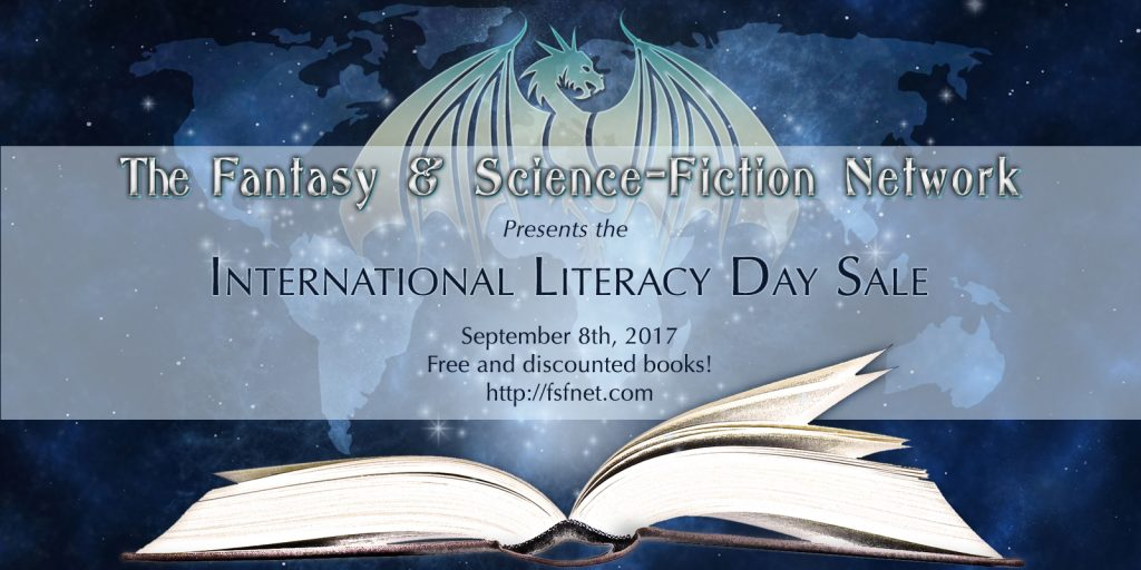 2017 International Literacy Day All Day Sale and Author Chat