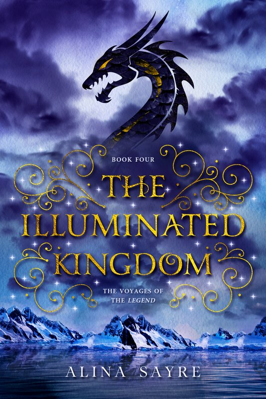 The Illuminated Kingdom Book Cover
