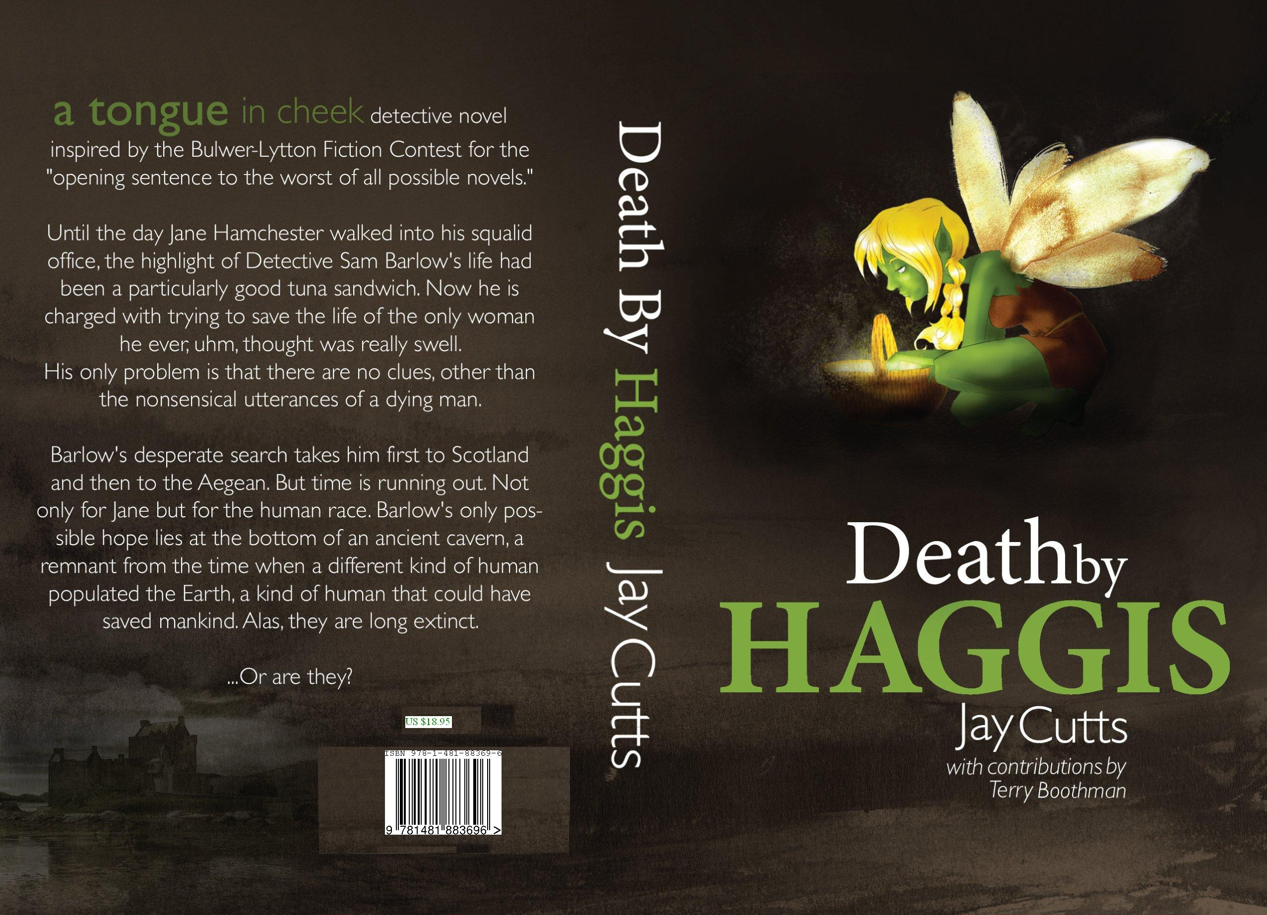 Death by Haggis Book Cover